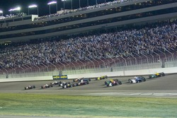 Start of the Champ Car Hurricane Relief 400