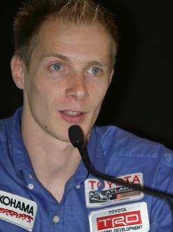 Pre-event press conference: Charles Zwolsman