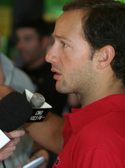 Pre-event press conference: Cristiano da Matta