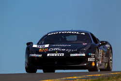 #55 Boardwalk Ferrari/Level 5 Ferrari 458 Challenge: Scott Tucker