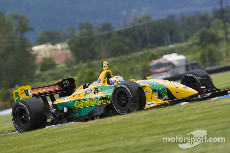 Will Power, GP of Portland, practice, 2006