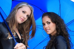 Bavaria Champ Car Grand Prix of Assen girls