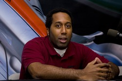 ESPN Director of Motorsports Frantz Cayo