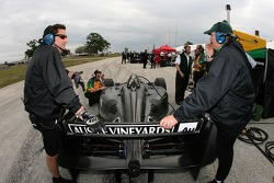Team Australia crew members