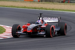 Former F1 driver Robert Doornbos