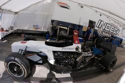 Forsythe Pettit Racing car