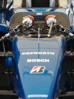 Rocketsports Racing car detail