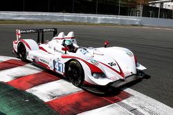 #41 Greaves Motorsport Zytek Z11SN-Nissan: Karim Ojjeh, Gary Chalandon, Tom Kimber-Smith
