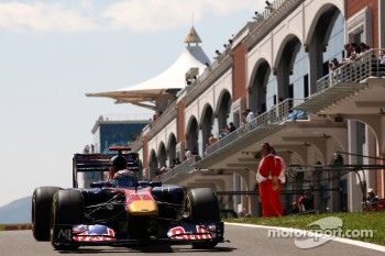 16th Place for Jaime Alguersuari