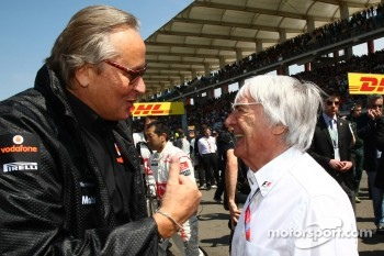Ecclestone still pushing to drop new engine formula