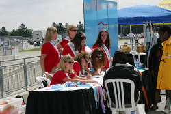 The 500 princesses at the Indianapolis Motor Speedway