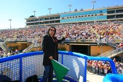 Gene Simmons dans les stands
