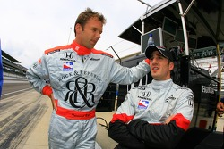 Townsend Bell and Ed Carpenter