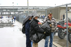 Fans at Indy