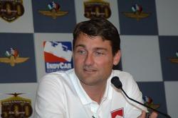Penske Racing President Tim Cindric
