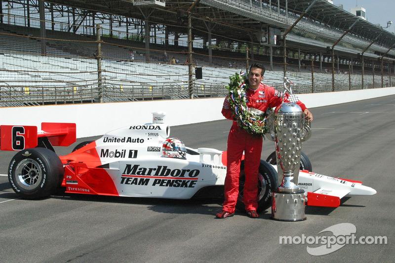 2006: Sam Hornish Jr.