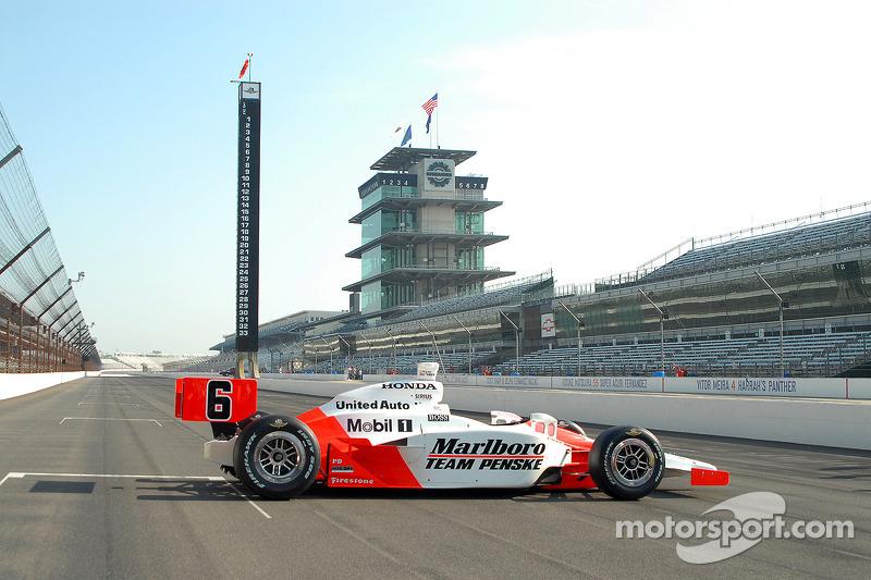 La voiture de la voiture de la Indy 500 en 2006