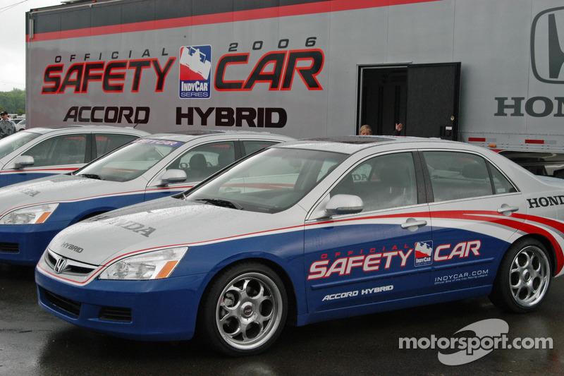 Voitures de sécurité Honda Accord