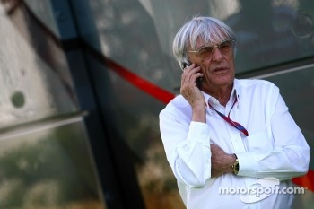 Bahrain officials not happy with Ecclestone's U-turn