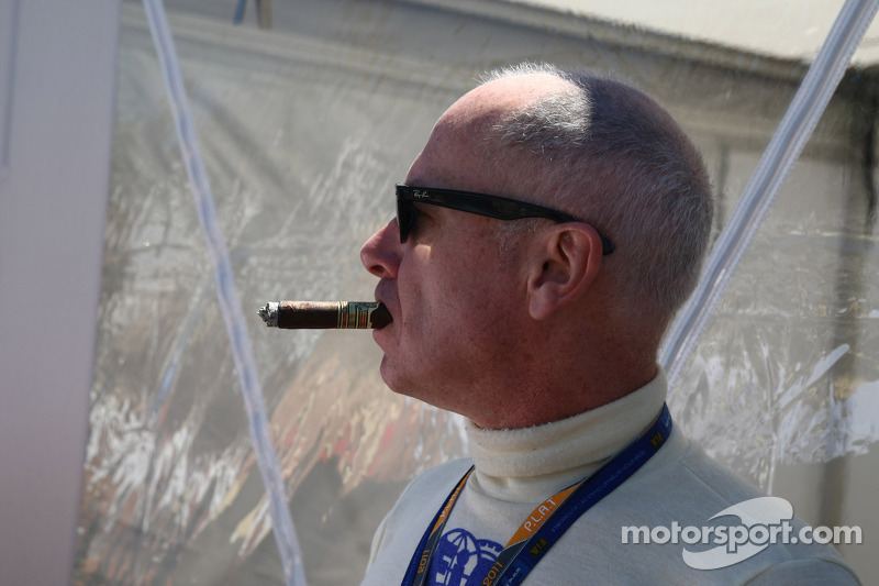 Gary Hartstein, F1 Doctor