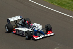 The IndyCar two-seater driven by Mario Andretti