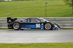 #90 Spirit of Daytona Chevrolet/ Coyote: Paul Edwards, Antonio Garcia