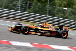 #14 Michael Woodcock, Arrows A22 F1 2001