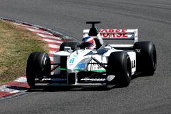 #5 Frits van Eerd, Tyrrell 026 F1 1998