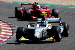 #22 Jens Renstrup, Dallara GP2 2005; #41 Karl-Heinz Becker, Dallara Nissan 2003