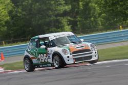 #196 RSR Motorsports Mini Cooper S Ron Farmer, Jason Hart