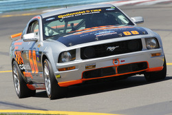 #68 Capaldi Racing Ford Mustang GT: Tony Buffomante, Kyle Gimple