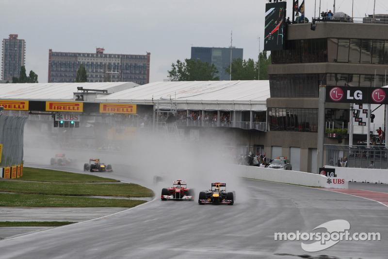8. Гран Прі Канади-2011