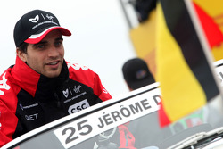 Jerome d'Ambrosio, Marussia Virgin Racing