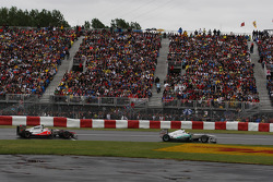 Nico Rosberg, Mercedes GP Petronas and Jenson Button, McLaren Mercedes