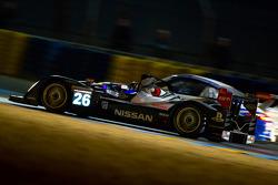Signatech Nissan Oreca 03-Nissan : Franck Mailleux, Lucas Ordonez, Soheil Ayari