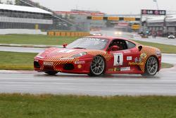 Ferrari Challenge -Ferrari of Silicon Valley Ferrari F430 Challenge: Chris Ruud