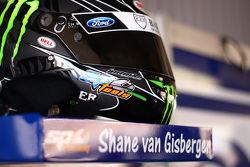 #9 SP Tools Racing: Shane van Gisbergen's helmet