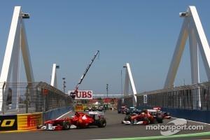 Valencia in talks with Ecclestone