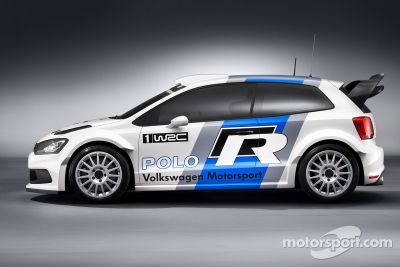 Презентация Volkswagen Polo R WRC