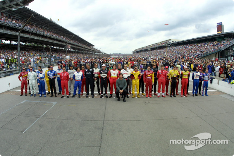 85th Indianapolis 500 Drivers