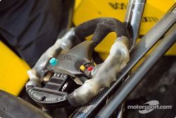 Steering wheel of Hornish