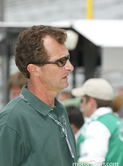 Team owner Barry Green