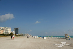 South Beach, Miami: looking north