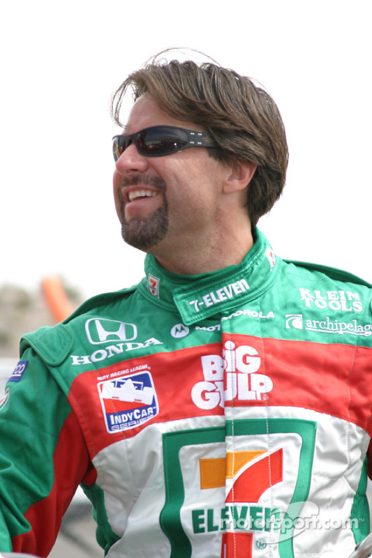 Indy Racing Experience biplace : Michael Andretti