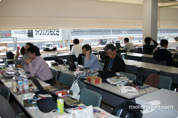 Twin Ring Motegi media center