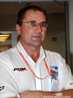 Paul Diatlovich, owner of PDM Racing
