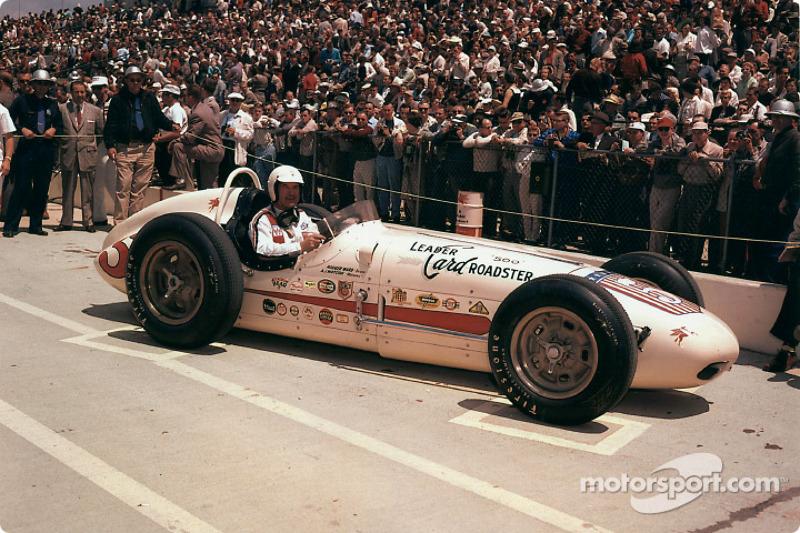 Роджер Уорд, Watson – «500 миль Индианаполиса» 1959 года