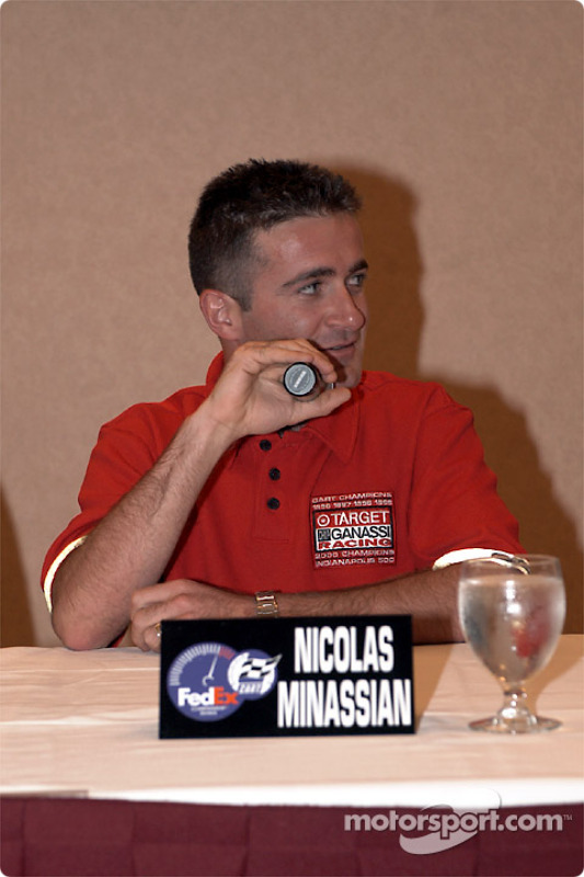 Nicolas Minassian