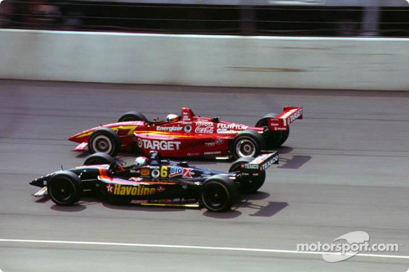 Michigan 2000: Fotofinish Juan Pablo Montoya vs. Michael Andretti