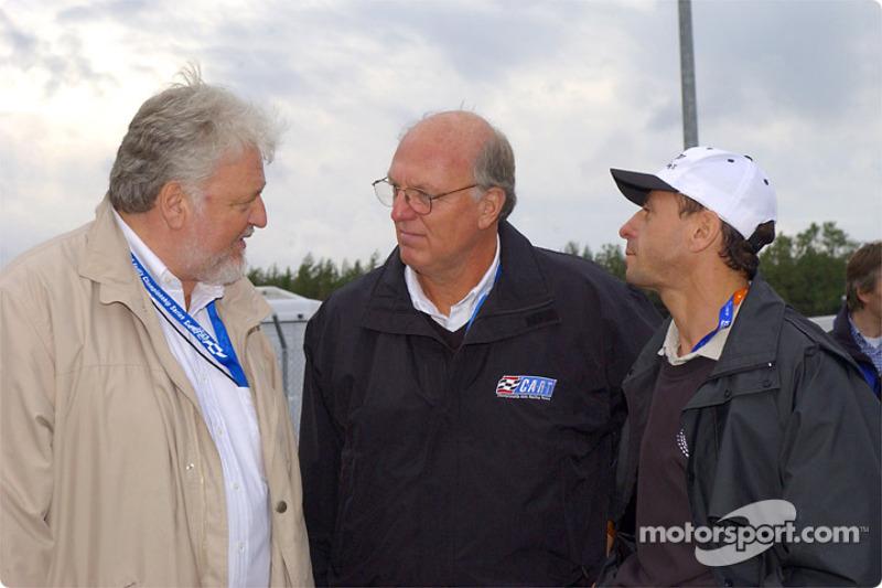 Talking with Joe Heitzler and Roberto Moreno
